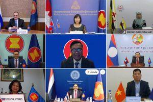 ASEAN - Nga tiếp tục thúc đẩy hợp tác thực chất và hiệu quả hơn