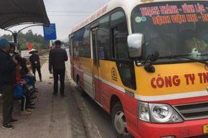 Phạt 7 triệu, tước GPLX 11 tháng tài xế xe bus Hoa Dũng vi phạm nồng độ cồn