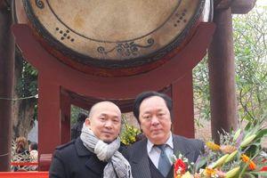 Nhạc sĩ Quốc Trung: 'Bố đã có cuộc đời đẹp mà con tự hào được là một phần trong đó'