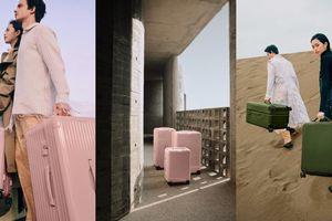 Đắm chìm trong không gian siêu thực của bộ hình 'Surreal' cùng những gam màu từ sa mạc