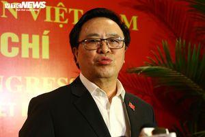 Trưởng ban Đối ngoại Trung ương: 'Khát vọng phồn vinh của Việt Nam rất lớn'