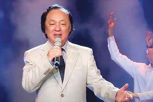 Nghệ sĩ nhân dân Trung Kiên - giọng ca cách mạng tên tuổi qua đời