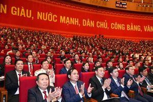 Thông qua số lượng Ban Chấp hành Trung ương Đảng khóa XIII gồm 200 Ủy viên