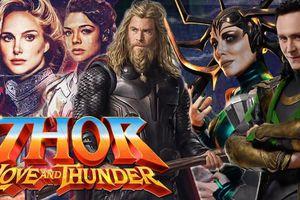 'Thor: Love and Thunder' khởi động với dàn cast đông không tưởng, chẳng khác gì Avengers