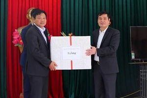 Lãnh đạo Ban Tuyên giáo Trung ương thăm, chúc Tết tại Tân Trào (Tuyên Quang)