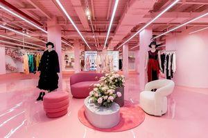 Cửa hàng thời trang đa thương hiệu 1.700 m2 khai trương tại phố đi bộ