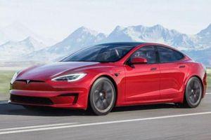 Tesla Model S đời 2021 đi được hơn 800 km trong một lần sạc