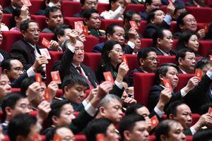 Đại hội XIII chốt số lượng 200 ủy viên Trung ương khóa mới