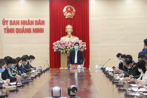 Quảng Ninh thành lập các tổ truy vết COVID-19 đến tận thôn, khu