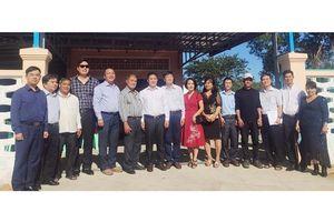 Cộng đồng người Cam-pu-chia gốc Việt Nam hướng về Tổ quốc
