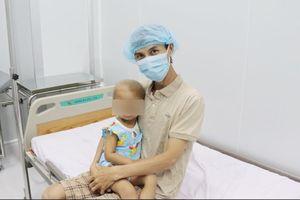 Ghép thành công tế bào gốc cho bệnh nhi 32 tháng tuổi