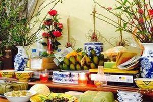 Nghi lễ tạ Thổ Công cuối năm, các gia đình nên biết