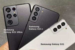 SamFan Việt là những người sở hữu Galaxy S21 đầu tiên thế giới