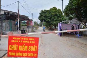 Hải Dương: Cách ly toàn bộ thôn Kim Điền, nơi ở của bệnh nhân 1552