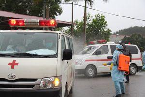 Giáp ranh vùng dịch và có nhiều F1, Bắc Giang kích hoạt nhiều biện pháp phòng COVID-19