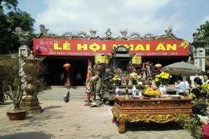 Nam Định không tổ chức Lễ hội Khai ấn đền Trần Xuân Tân Sửu 2021
