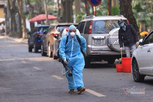 Hà Nội báo cáo về 2 trường hợp nghi mắc Covid-19 ở Sóc Sơn và Tây Hồ