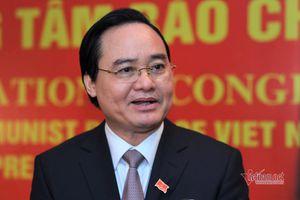 Bộ trưởng Phùng Xuân Nhạ: Giáo dục đại học rất cần cải tổ