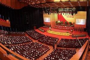 Hôm nay (28/1), Đại hội XIII nghe báo cáo về công tác nhân sự