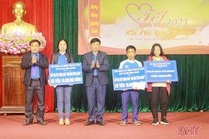 'Tết sum vầy' cho người lao động thành phố Hà Tĩnh, Nghi Xuân
