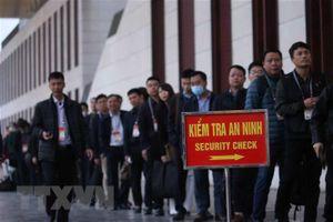 Chủ động trong công tác bảo vệ an ninh, trật tự Đại hội XIII của Đảng