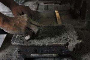 Ấn Độ tạo ra gạch xây nhà từ không khí ô nhiễm