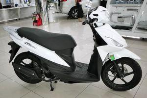 Cận cảnh xe ga rẻ nhất của Suzuki tại Việt Nam, cạnh tranh với Honda Vision, Yamaha Janus