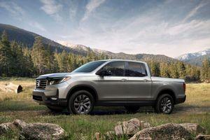 Ngắm xe bán tải Honda sử dụng động cơ V6, giá gần 900 triệu đồng