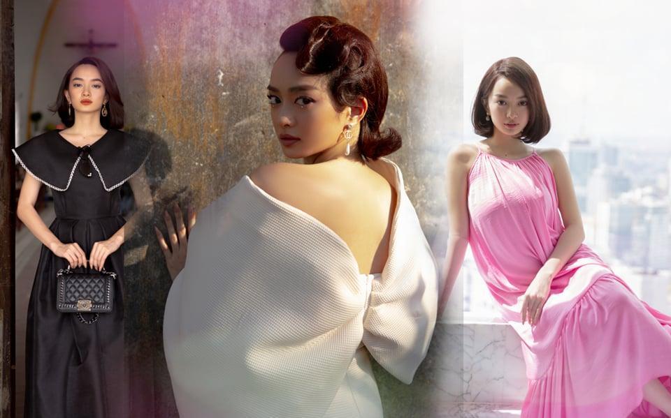 Kaity Nguyễn khoe thần thái sắc sảo, chuẩn quý cô thượng lưu trong Gái già lắm chiêu 5