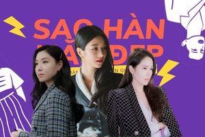 Loạt sao có gu thời trang sành điệu nhất màn ảnh Hàn 2020 (Phần 1)