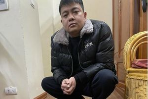 Hà Nội: Bắt trùm tín dụng đen Tuấn 'Kỹ', thu giữ nhiều súng đạn