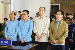 10 bị cáo bị tuyên án trong vụ dự án thủy lợi ngàn tỷ tại tỉnh Đắk Lắk