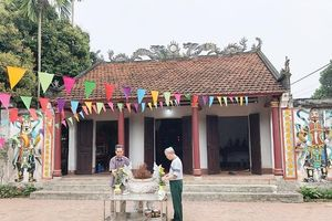 Phú Thọ: Về các di tích thờ Vua Hùng và các danh tướng thời Hùng Vương ở Phù Ninh