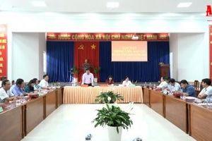 Phú Tân gặp mặt các cơ quan báo chí xuân Tân Sửu 2021