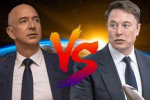 Hai người giàu nhất hành tinh lại khẩu chiến