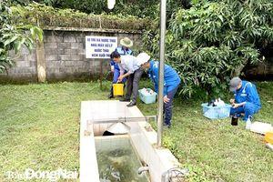Đầu tư trạm xử lý nước thải trong khu công nghiệp: Đồng Nai dẫn đầu cả nước