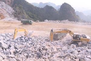 Siết chặt quản lý tài nguyên khoáng sản ở Hạ Long