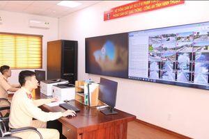 Ninh Thuận đưa vào hoạt động hệ thống camera giám sát giao thông trên quốc lộ 1A