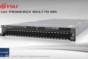 Fujitsu PRIMERGY RX4770 M6 - Chìa khóa cho chuyển đổi số