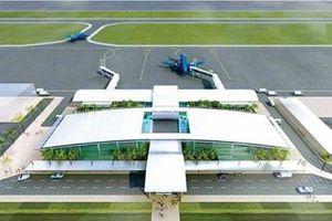 Dự kiến khởi công sân bay Quảng Trị trong 2021