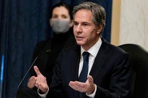 Tân Ngoại trưởng Mỹ phản đối yêu sách phi pháp của Trung Quốc ở Biển Đông