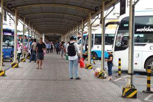 Hà Nội tạm dừng vận chuyển hành khách đến Quảng Ninh