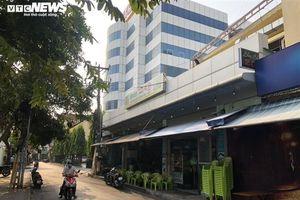 TP.HCM: Tòa nhà Hoàng Anh Safomec sẽ tạm dừng hoạt động để sát khuẩn
