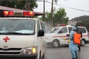Bắc Giang có 5 trường hợp là F1 của bệnh nhân 1552