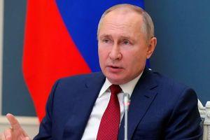 Tổng thống Nga nêu 4 yếu tố bảo đảm thế giới phát triển bền vững, hài hòa