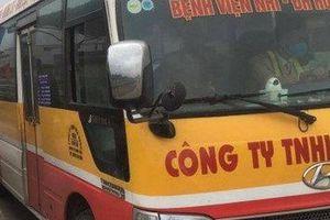 Thanh Hóa: Tài xế công ty xe buýt Hoa Dũng vẫn chở khách sau khi uống rượu