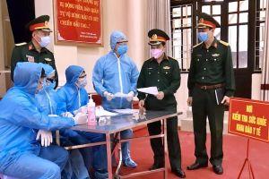 Giáp ranh Hải Dương, Bắc Ninh chủ động các phương án phòng chống dịch COVID -19