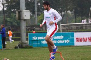 CLB Viettel đã ký hợp đồng với cựu tuyển thủ Uzbekistan