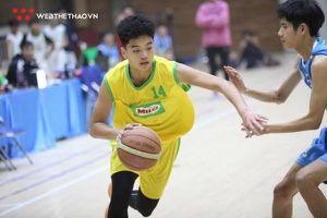 THPT FPT nuối tiếc dừng chân tại vòng 1/16 bóng rổ học sinh