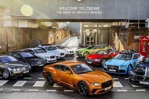 Giá ngang biệt thự nhưng Bentley Continental GT đã chạm tới 80.000 xe sản xuất với 17 tỷ cách tùy biến
